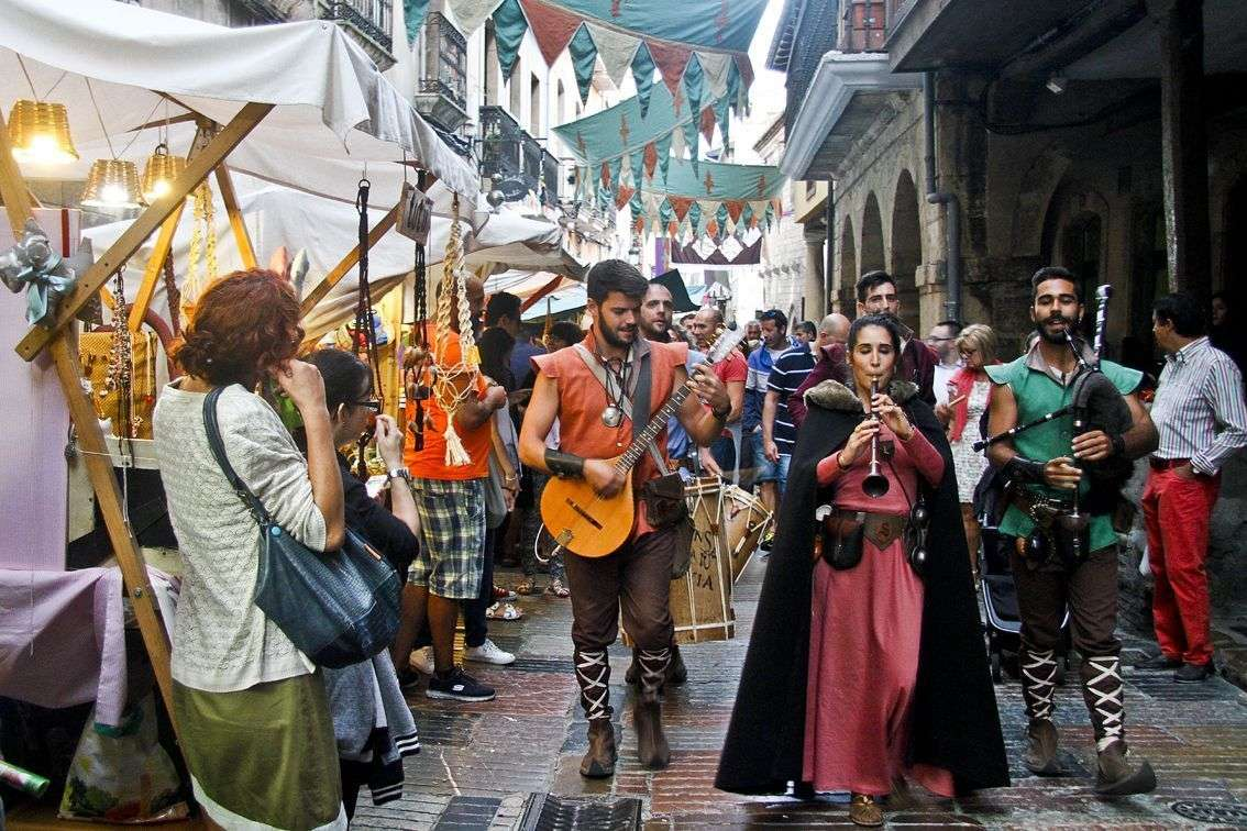 Medieval Market Celebrations of St. Augustine